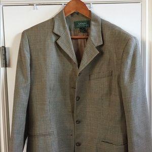 EUC Lauren Ralph Lauren wool blazer
